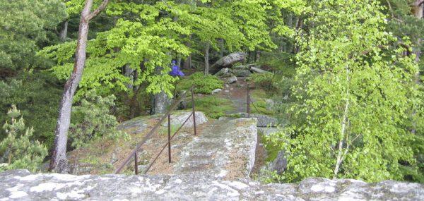 Der Chalmont - der Yang-Pol im Landschaftstempel