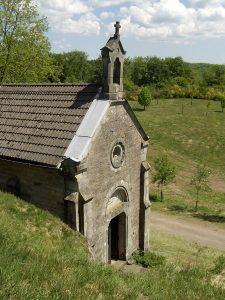 Kapelle St.Colomban bei Luxeuil